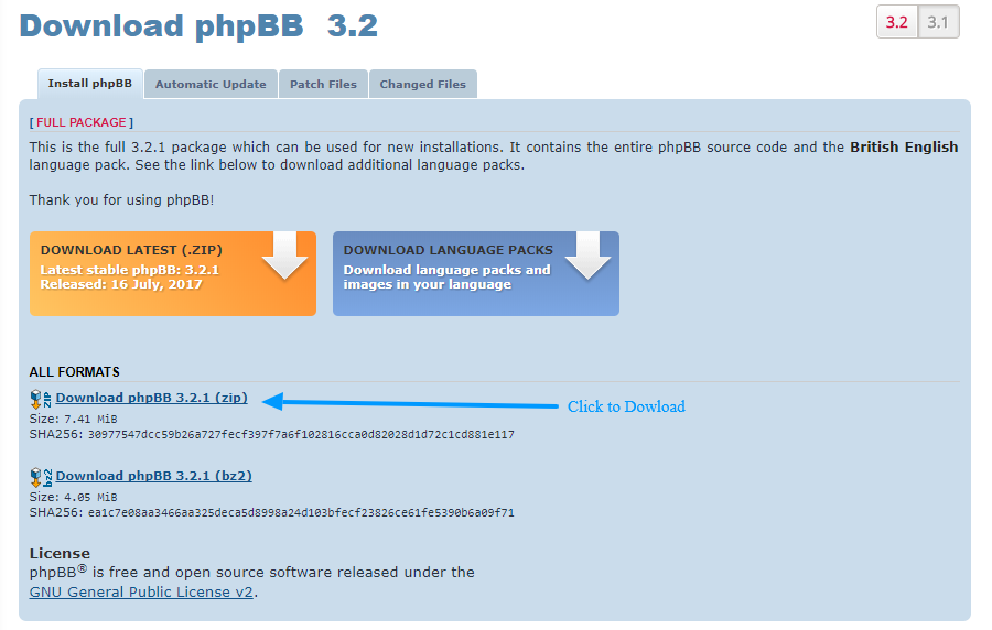 How to Install phpBB Forum on Windows