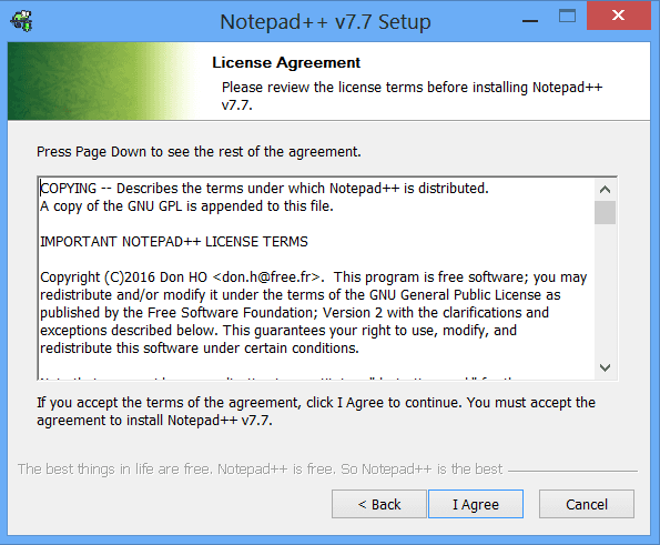 Notepad++ - Features, (How to) Install on Windows and Use