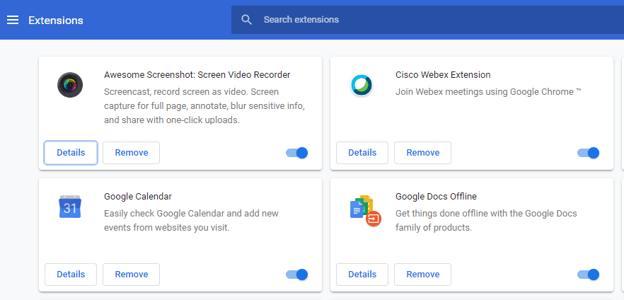 How to Add and Remove Chrome Extensions