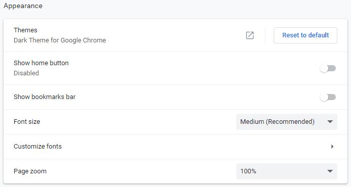 How to Add and Remove Chrome Theme